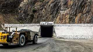 Lily Gold Mine has secured R300 million funding but will resume rescue operations next year, the company said. Picture: Supplied/Vantage Goldfields website