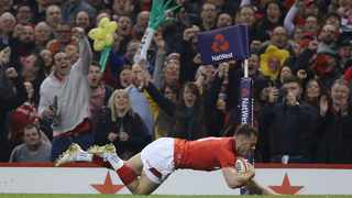 Wales came from behind to beat England in their Six Nations game yesterday. Photo: Nigel French/PA via AP