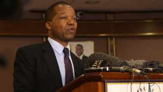 Reserve Bank of Zimbabwe governor, John Mangudya had earlier said inflation was set to be contained within the 7 percent regional threshold. Photo: Xinhua