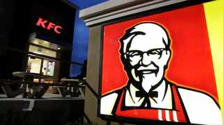 The Specialized Inspection Agency of Ulan Bator said it has temporarily suspended operations of all restaurants of KFC in Mongolia. File picture: Paul Sakuma/AP