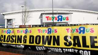 Toy store chain Toys R Us is planning to sell or close all 800 of its US stores and all of 100 of its UK stores. Picture: Aaron Chown/PA via AP, File