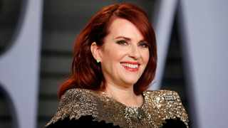 Megan Mullally. Picture: Reuters