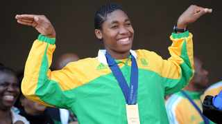 Caster Semenya is scheduled to complete in a 2 000m event in Paris on June 11. Photo: Chris Collingridge