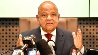 Public Enterprises Minister Pravin Gordhan File picture: Ntswe Mokoena/Government Communication and Information System (GCIS)