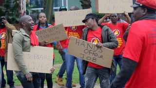 Workers at Richards Bay Minerals. Picture: Bongani Mbatha/African News Agency(ANA)