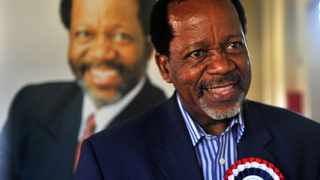 ACDP president Reverend Kenneth Meshoe. Picture: Thobile Mathonsi/African News Agency (ANA)