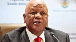 """Energy Minister Jeff Radebe holds a media briefing to respond to the Sunday Times Article dated 24th March 2019.   Over the past couple of days, there have been a number of media  reports emanating from a sensational headline article that was published on the front page of Sunday Times dated 24th March 2019 titled, """"Jeff's dodgy $1bn Oil deal –Minister Radebe` s team splurges millions in pursuit of Energy venture in South Sudan""""."""