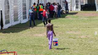 Malawian nationals who were forced from their homes in the Burnwood informal settlement in Durban would be reintegrated back into their communities. Picture: Leon Lestrade/African News Agency(ANA).