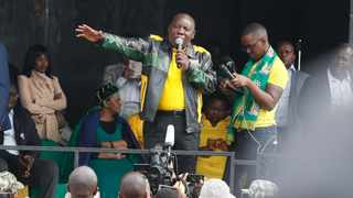 Alexandra residents met with president Cyril Ramaphosa last week over service delivery failures in the area. File photo by Simphiwe Mbokazi/African News Agency(ANA).