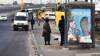 Khayelitsha and Mitchell's Plain commuters are not getting the bus service from MyCiti bus service. This was caused by contractual problems between the City of Cape Town and Santaco. Picture: Phando Jikelo/African News Agency(ANA)