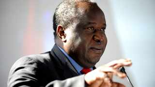 Finance Minister Tito Mboweni's department has released for public comment a plan to add one million jobs and boost the economy by at least 2%. Picture: Nokuthula Mbatha/African News Agency(ANA).
