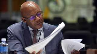 Dr Dan Matjila said it had occurred to him that all transactions that came under serious scrutiny were those that, in some way, involved black participants. Photo: Oupa Mokoena/African News Agency (ANA)