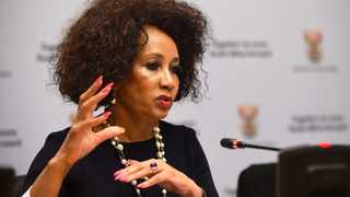 Human Settlements, Water and Sanitation Minister, Lindiwe Sisulu File photo:  Phando Jikelo/African News Agency (ANA)