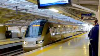 The Gautrain. Picture: Karen Sandison/African News Agency(ANA)