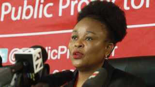 The DA said it wants Parliament to expedite removal proceedings against Public Protector after a punitive costs order granted against her by ConCourt. Picture: Jacques Naude/African News Agency(ANA)