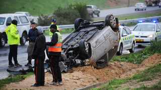 Road deaths in the province dropped to 111 over the festive season compared with 167 deaths recorded in the previous holiday season. File Picture: Armand Hough/African News Agency(ANA)