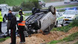 A total of 589 people have lost their lives on South African roads so far, a decline from last year's figures. File Picture: Armand Hough/African News Agency(ANA)