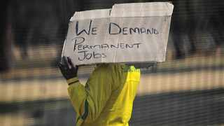 With more than 10 million South Africans unemployed – using the expanded definition of the term – and growing, Mzansi's joblessness is no longer a crisis. File Photo: IOL