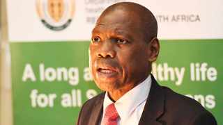 South African health minister Dr Zweli Mkhize. File photo: Jairus Mmutle/Government Communication and Information System (GCIS)