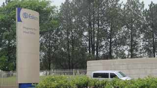 The entrance to Eskom Megawatt Park on Maxwell Drive, Woodmead. Picture: Karen Sandison/African News Agency(ANA)