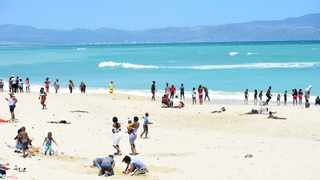Monwabisi beach in Khayelitsha. File picture: African News Agency (ANA)