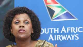 SAA chairperson Dudu Myeni.photo by Simphiwe Mbokazi