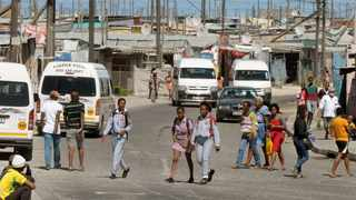 Due to the legacy of apartheid, social distancing remains a luxury for township residents - especially those staying in informal settlements. Picture: Tracey Adams/African News Agency (ANA)