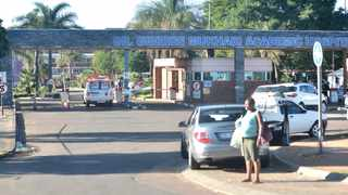 The main entrance to Dr George Mukhari Hospital where a two-year-old child was allegedly raped while under isolation. Picture: Thobile Mathonsi/African News Agency (ANA)