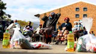 The food distribution process remains the one intervention during lockdown that highlighted systemic and systematic challenges in local government. File picture: Brendan Magaar/African News Agency (ANA)