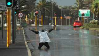 The weather in the Western Cape got off to a chilly start on Monday, with an intense cold front hitting the region. Photographer: Armand Hough/African News Agency(ANA)