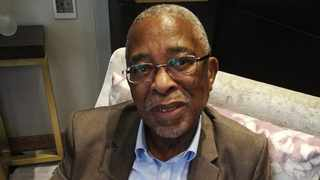 Political economist Moeletsi Mbeki at the Hilton Hotel in Durban. Picture: African News Agency (ANA)