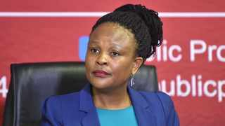 Public Protector Busisiwe Mkhwebane. File Photo: African News Agency (ANA)