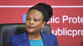 The Public Protector said she could not find evidence on allegations that Bathabile Dlamini deliberately misled Parliament on Sassa's ability to pay grants. File picture: African News Agency (ANA)