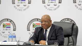 Commission of Inquiry into State Capture chairman Deputy Chief Justice Raymond Zondo. Picture: ANA/Karen Sandison.