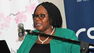 Deputy Minister of Trade and Industry Nomalungelo Gina. Photo: Supplied