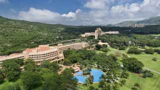 Aerial view on Sun City in Rustenburg. Picture supplied.