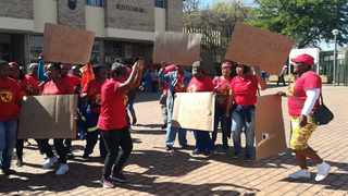 Numsa has reached a new three-year wage deal with the Automobile Manufacturers Employers Organisation. Photo: Supplied