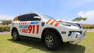File photo: Netcare 911