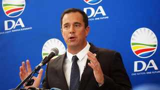 Interim Democratic Alliance leader John Steenhuisen reiterated the party's general support for the lockdown, but said the regulations around it should make life easier for citizens, especially essential workers, to access goods and services. Picture: ANA