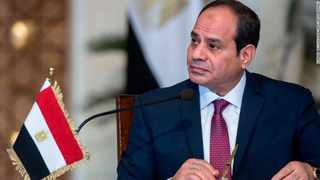 The Egyptian parliament has approved an amendment to an article in the constitution setting the number of MPs at 568 and giving women 25% of seats. Pictured is Egyptian president Abdel Fattah el-Sisi. Photo: Twitter/ @UsherKomugisha