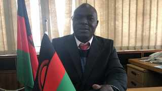 Malawi Health Minister Jappie Mhango Photo: Facebook/Malawi Government