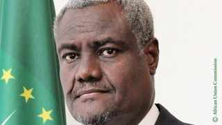 Chairman of the African Union Commission, Moussa Faki. Photo: AUC