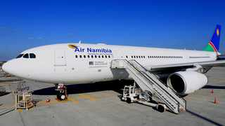 Air Namibia repatriated the body of Bryan Hembapu, who died in the United Kingdom in March, back home free of charge. Photo: Air Namibia