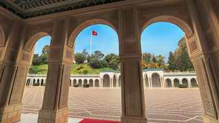 The Tunisian parliament has rejected a bid by a small opposition party, Al-Karama, calling on France to apologise for crimes committed during and after its colonial rule. Picture: Twitter - Tunisian Presidency