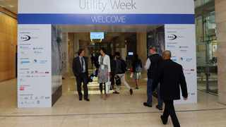 Delegates at the 18th edition of African Utility Week which kicked off at the Cape Town International Convention Centre on Tuesday. PHOTO: Ayanda Ndamane/ANA Photo