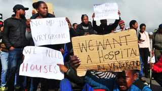 The Vrygrond Community Forum and the City of Cape Town must try to resolve the eviction of 58 families outside court. Picture Cindy Waxa /AFRICAN NEWS AGENCY/ANA
