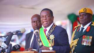 Zimbabwe. 26.08.18. Zimbabwean President Emmerson Mnangagwa this week moved to lift restrictions on imports. Picture:Shepard Tozvireva/African News Agency (ANA)