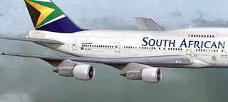 South African Airways (SAA) Voyager has launched its own SAA Voyager Mobile Application.    Photo: File
