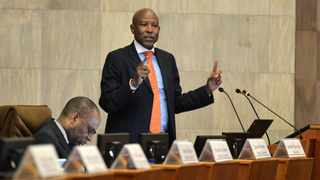 29/10/2018. Govenor Lesetja Kganyago speaks during the Monetary Policy Forum at the South African Reserve Bank in Pretoria. Picture: Oupa Mokoena/African News Agency (ANA)