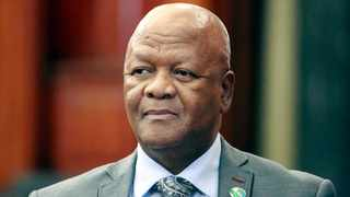 SA Energy Minister Jeff Radebe is expected to deliver opening ministry address at the 2019 African Utility Week to be held in Cape Town in May. FILE PHOTO: ANA